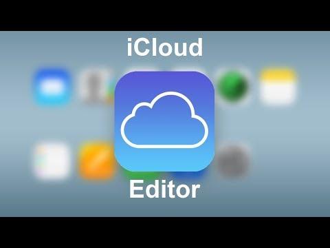 iClud Editor 2021