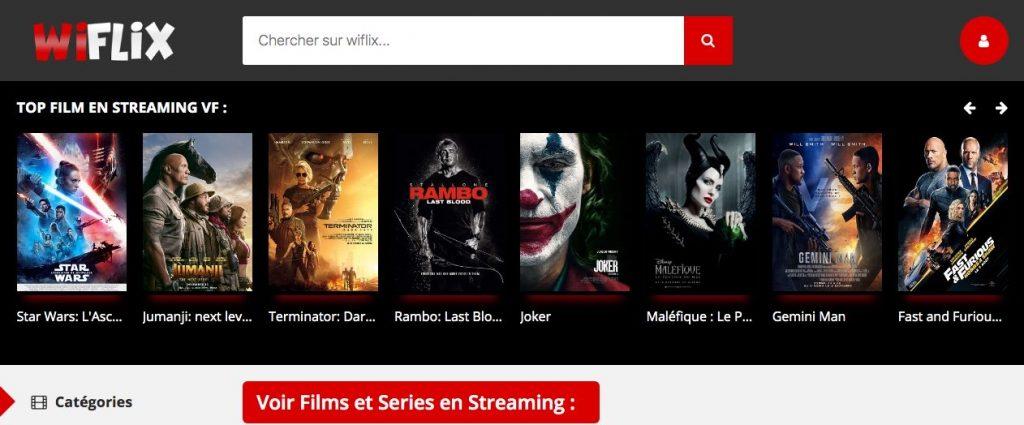 wiflix site de streaming film